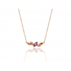 西班牙 | Aran Jewels Rose Gold Necklace
