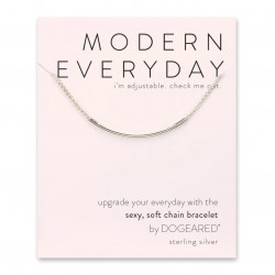 美國 | Dogeared modern everyday tube bracelet 美麗日常。手鏈