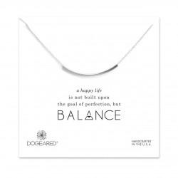 美國 | Dogeared balance tube bar necklace 平衡。項鏈