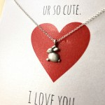 美國|Dogeared ur so cute bunny necklace 可愛小兔。項鏈