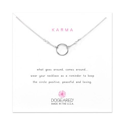 美國|Dogeared the original karma necklace 圓滿。項鏈