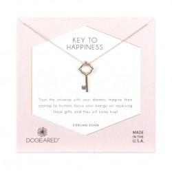 美國 | Dogeared magic key necklace 魔法鑰匙。項鏈