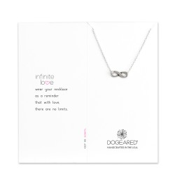 美國 | Dogeared infinite love necklace 無限愛。項鏈
