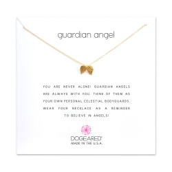 美國|Dogeared guardian angel necklace 守護天使。項鏈