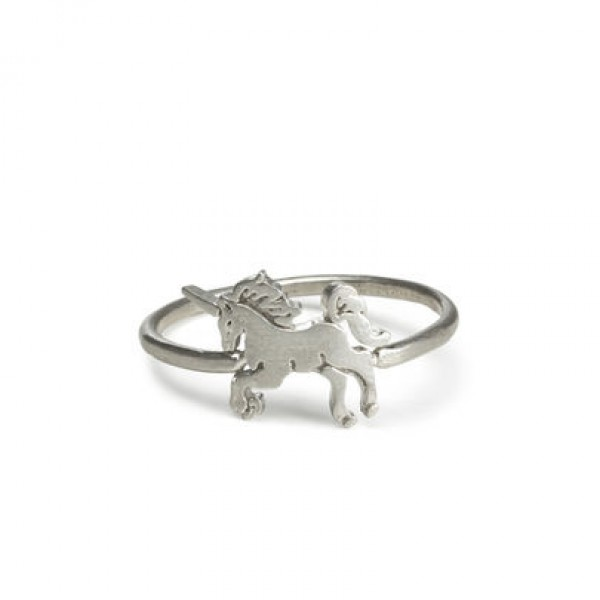 美國 | Dogeared life is magical unicorn ring 神奇獨角獸。戒指
