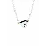 Lucky Feather Will You Be My Bridesmaid Necklace