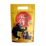 【大眼蝦】原味鹹蛋黃蝦餅 (70g袋裝)